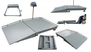 不锈钢电子地磅秤的优势及应用场所
